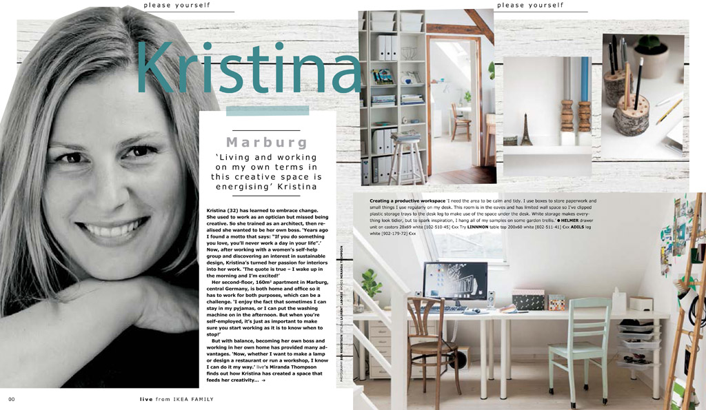 Kristina Markovic_IKEA LIVE MAGAZIN